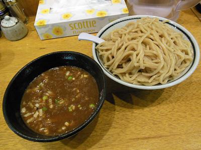 濃厚つけ麺(大盛り) ハモニカ.jpg