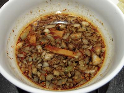 肉盛りつけ麺(中盛り) つけ汁 六代目けいすけ.jpg