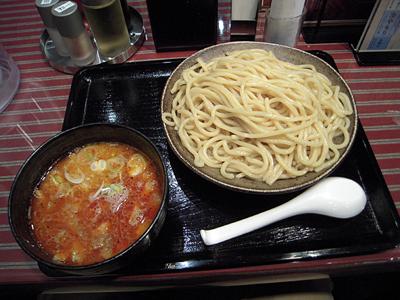辛しつけめん(大盛り) 三ツ矢堂製麺御徒町.jpg
